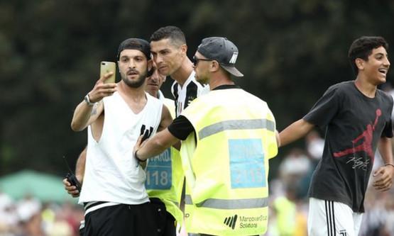 Chỉ mất 8 phút, Ronaldo có bàn đầu tiên cho Juventus