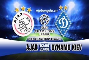 Link sopcast: Ajax vs Dynamo Kiev 02h00, 23/08