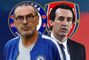 Link sopcast Chelsea vs Arsenal, 23h30 ngày 18/08