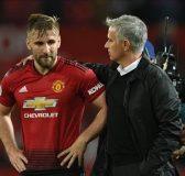 Mourinho khen ngợi Shaw sau trận thua thảm Tottenham