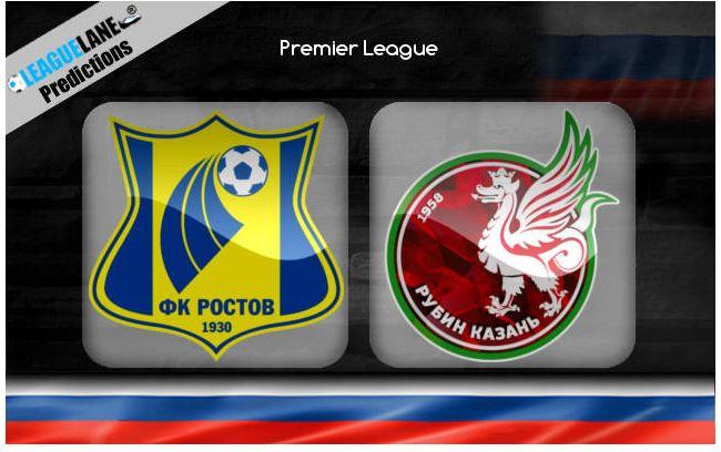 Nhận định chính xác Rostov vs Rubin Kazan, 23h30 ngày 31/8: VĐQG Nga
