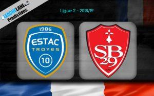 Nhận định Troyes vs Brest, 01h00 ngày 4/8: Không cho đội khách cơ hội