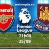 Link sopcast: Arsenal vs West Ham