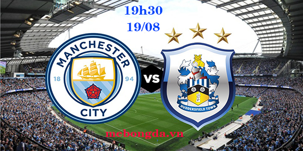 Link sopcast: Man City vs Huddersfield
