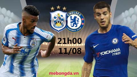 Link sopcast: Huddersfield vs Chelsea