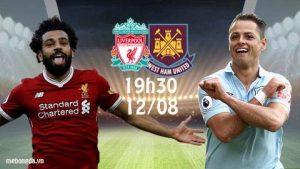 Link sopcast: Liverpool vs West Ham Utd 19h30 ngày 12/8