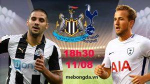Link sopcast: Newcastle vs Tottenham 18h30 ngày 11/8