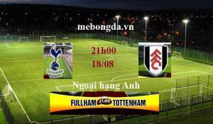 Link sopcast: Tottenham vs Fulham, 21h00 ngày 18/8