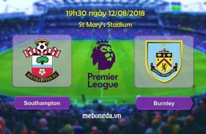 Link sopcast: Southampton vs Burnley, 19h30 ngày 12/08