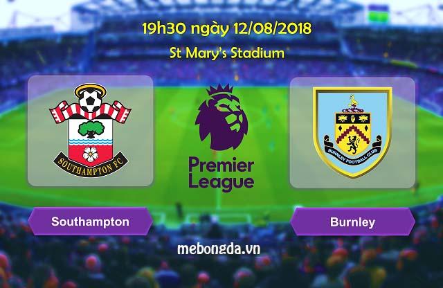 Link sopcast: Southampton vs Burnley