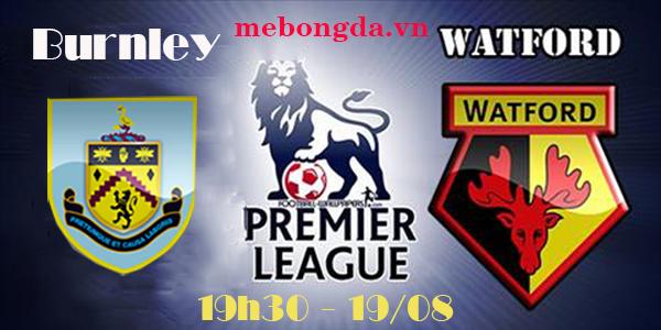 Link sopcast: Burnley vs Watford – 19h30 Ngày 19/8