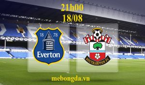 Link sopcast: Everton vs Southampton, 21h00 ngày 18/8