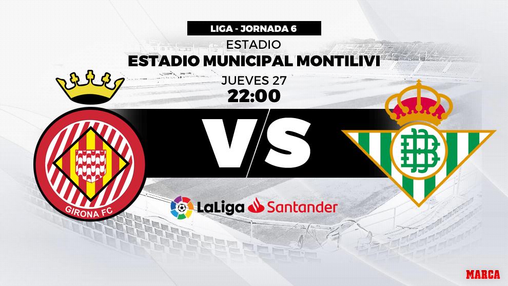 Link Sopcast: Girona vs Betis, 03h00 ngày 28/9