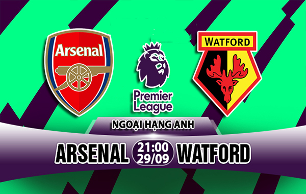 Link sopcast: Arsenal vs Watford