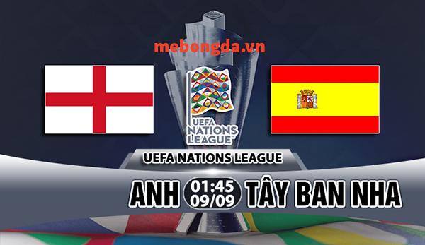 Link sopcast: Anh vs Tây Ban Nha, 01h45 ngày 9/9
