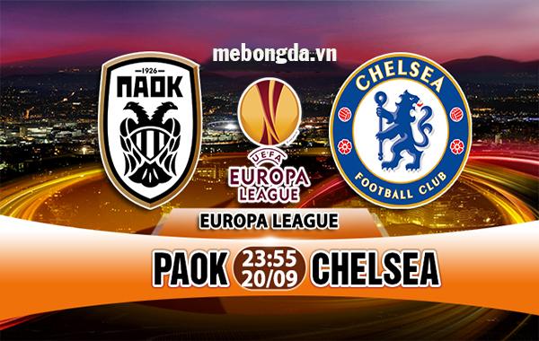 Link sopcast: PAOK vs Chelsea