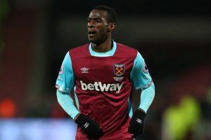 Pedro Obiang trong màu áo West Ham