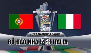 Link sopcast: Bồ Đào Nha vs Italia 1h45 ngày 11/9 (UEFA Nations League)
