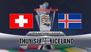 Link sopcast: Thụy Sỹ vs Iceland, 23h00 ngày 8/9