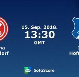 Dusseldorf vs Hoffenheim (20h30 ngày 15/09, VĐQG Đức)
