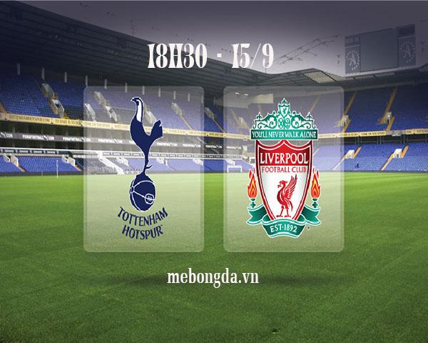 Link sopcast: Tottenham vs Liverpool, 18h30 ngày 15/9 (Ngoại Hạng Anh)
