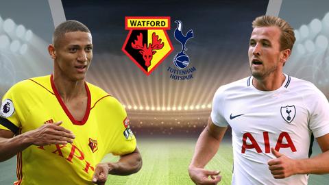 Link sopcast: Watford vs Tottenham