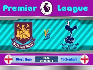 Link sopcast: West Ham vs Tottenham 21h00, 20/10