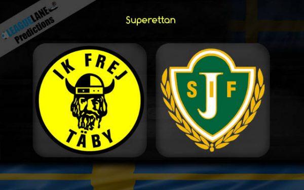 Ik Frej Taby vs Jonkopings Sodra IF (00h00 ngày 09/10: Giải Hạng 2 Thụy Điển)