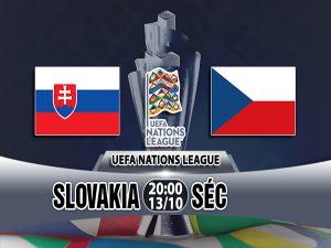 Link sopcast: Slovakia vs Séc 20h00 ngày 13/10