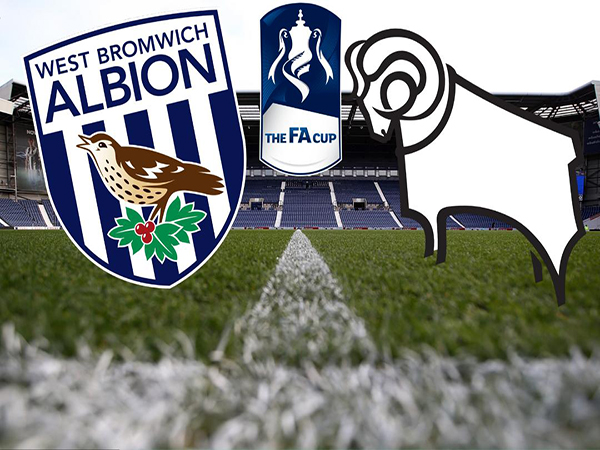 Nhận định West Brom vs Derby County