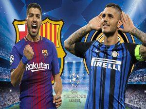 Link sopcast: Barcelona vs Inter Milan 2h00 ngày 25/10