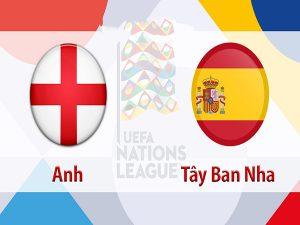 Link sopcast: Tây Ban Nha vs Anh 1h45 ngày 16/10