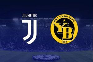 Link sopcast: Juventus vs Young Boys 23h55 ngày 2/10