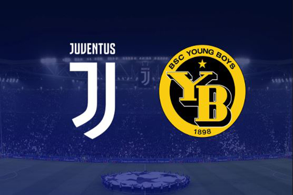 Link sopcast: Juventus vs Young Boys