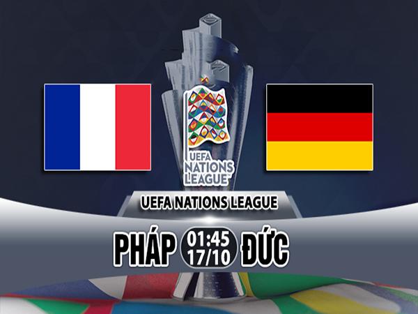 Link sopcast: Pháp vs Đức