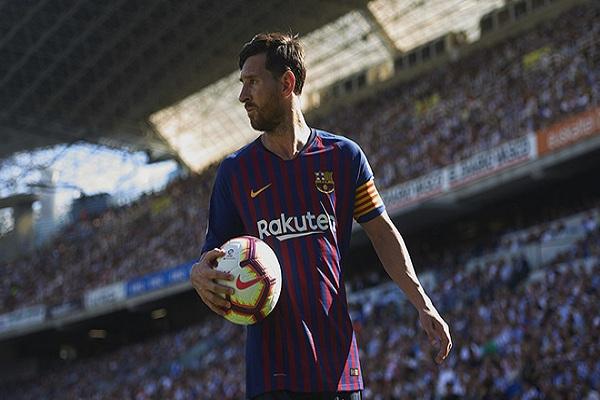 La Liga tôn vinh Messi bằng một cách đặc biệt