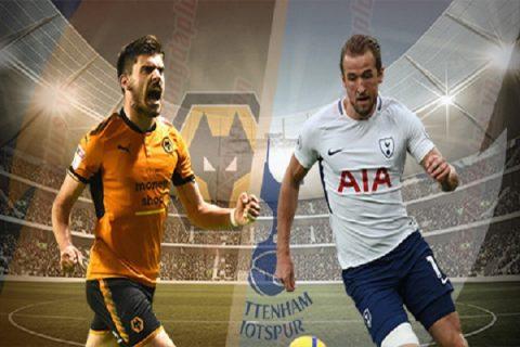 Trực tiếp trận đấu Wolves vs Tottenham, 02h45 ngày 4/11