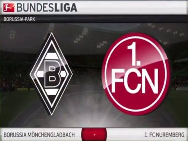 Nhận định Gladbach vs Nurnberg, 00h30 ngày 19/12 – Bundesliga