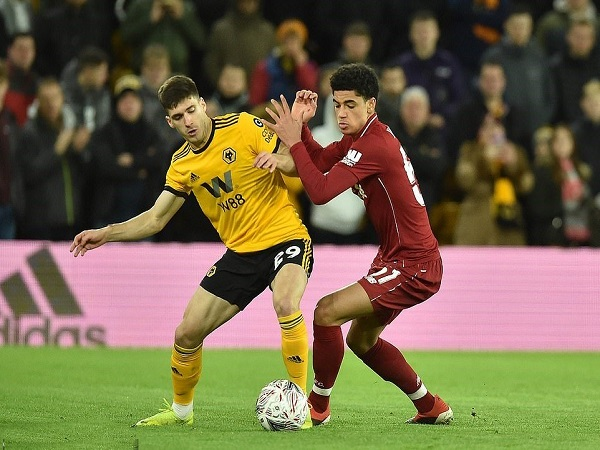 Điểm nhấn Wolves 2-1 Liverpool