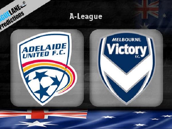 Nhận định Adelaide Utd vs Melbourne Victory, 15h50 ngày 9/1: VĐQG Australia