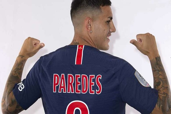 Vượt qua Chelsea, PSG giành lấy chữ ký của Paredes với giá 45 triệu Euro
