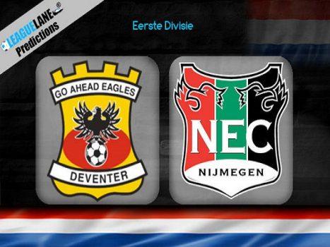 Nhận định Go Ahead vs NEC Nijmegen, 2h ngày 16/02