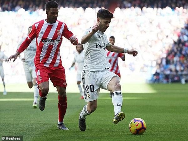 Real Madrid – Girona cuộc chiến có nhiều bất ngờ