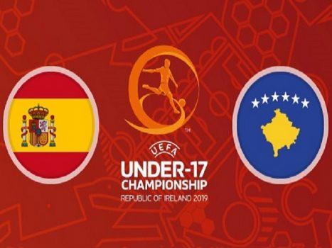 Dự đoán U17 Tây Ban Nha vs U17 Kosovo, 20h00 ngày 28/03