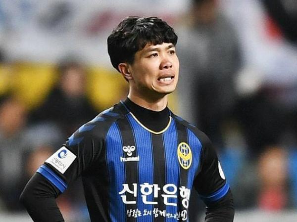 """Tân HLV Incheon: """"Công Phượng thể lực yếu nên dễ bị đuối sức"""""""