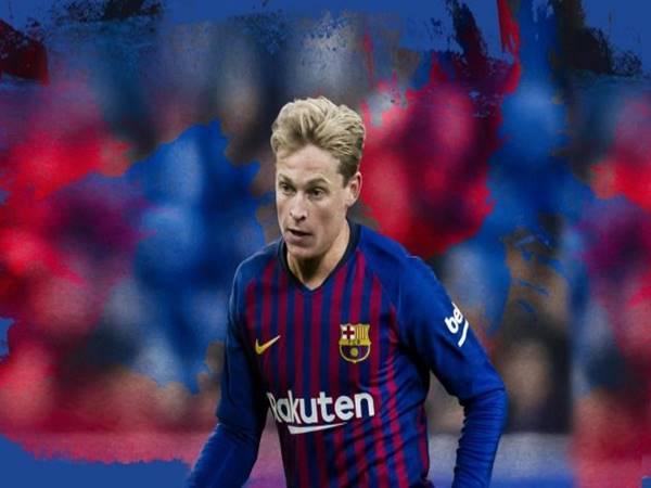 2 cái tên sẽ phải rời Barca vì De Jong