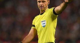 Xác định trọng tài điều khiển trận chung kết Champions League