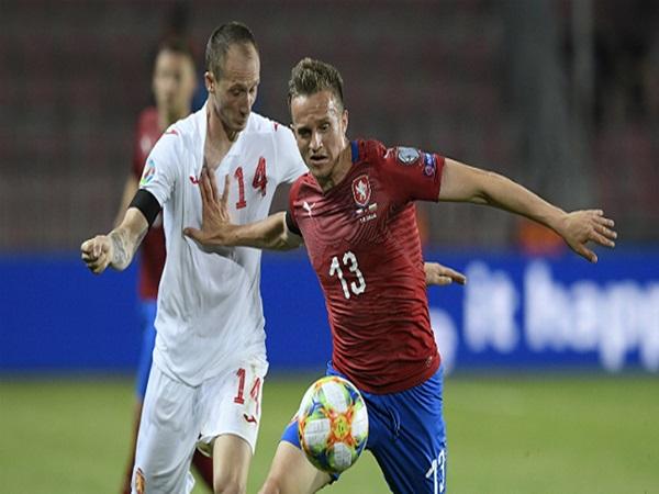 Tỷ lệ trận Cộng Hòa Séc vs Montenegro (1h45 ngày 11/6 )