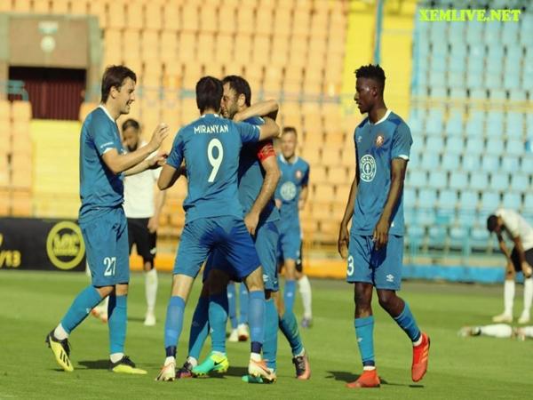 Nhận định trận đấu Pyunik vs Shkupi (20h30 ngày 11/7)