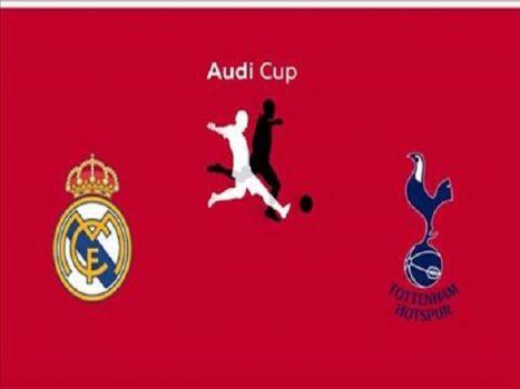 Nhận định Real Madrid vs Tottenham, 23h00 ngày 30/7